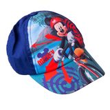 Mickey Mouse Bike navy fiú sapka << lejárt 907687