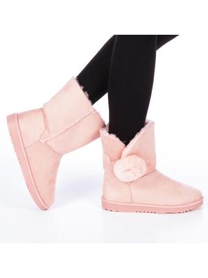 Mino rózsaszín női csizma    lejárt 45500 c3e991099a