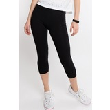 MF Black 3/4-es női leggings