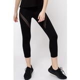 MF Black 3/4-es női sport leggings << lejárt 250170