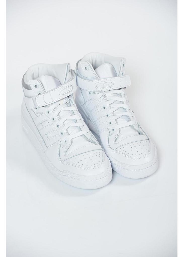 Adidas fehér magasszárú sportcipő