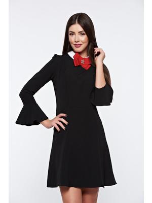 33459aa3d2 Fekete PrettyGirl elegáns ruha belső béléssel enyhén elasztikus szövet <<  lejárt 153991