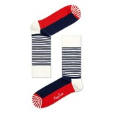 Happy Socks - Zokni Half Stripe
