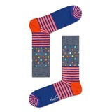 Happy Socks - Zokni Stripes & Dots