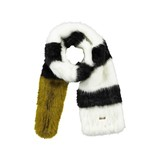 Barts - Sál Pleased Scarf white