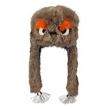 Barts - Sapka Grover Earflap heather brown