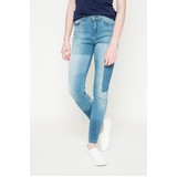 Wrangler - Farmer High Rise Skinny Indigo Rules