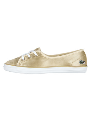9bfc182cad Lacoste Ziane Chunky Balerina cipő Arany - Bibloo, 15 390 Ft | 361075