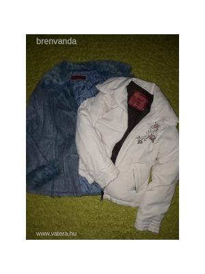 57110dd504 Újszerű Devergo + Philip Russel női téli kabát, dzseki M, L 38-as