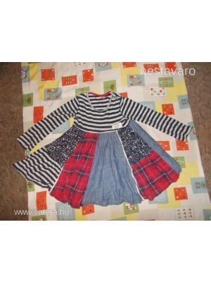 NEXT hosszú ujjú ruha - 3-4 év - 4-et fizetsz 9615204230