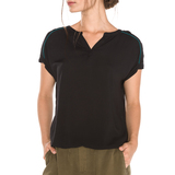 Tom Tailor Top Fekete << lejárt 160804