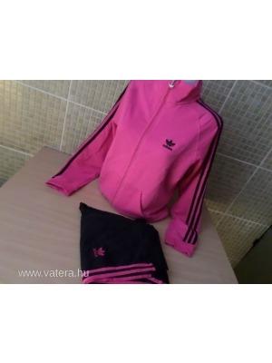 Adidas női szabadidőruha melegítő NAGY MÉRETEK IS - Vatera e321fd75d4
