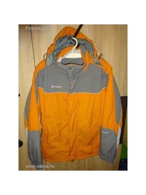 80e3a167d7 Columbia narancssárga-szürke férfi sportos téli kabát M-L-es méretben <<  lejárt 755943
