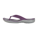 Crocs Swiftwater Strandpapucs Szürke Lila << lejárt 268904