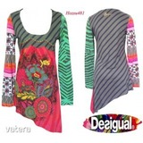 DESIGUAL tunika egyedi fazonnal 38-as 1Ft! << lejárt 236197