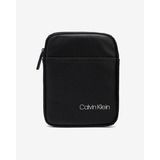 Calvin Klein Direct Mini Crossbody táska Fekete << lejárt 711964