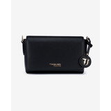 Trussardi Jeans T-Easy Medium Crossbody táska Fekete << lejárt 46309