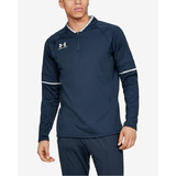 Under Armour Challenger III Midlayer Póló Kék