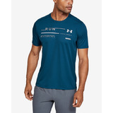 Under Armour Run Póló Kék << lejárt 486997