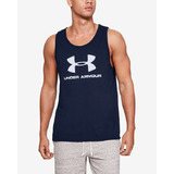 Under Armour Sportstyle Trikó Kék << lejárt 218915