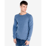 Jack & Jones Union Pulóver Kék << lejárt 738412