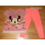 Disney Minnie egeres póló+ leggings 110 << lejárt 740790