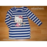Hello Kitty tunika/ruha 116 << lejárt 354425