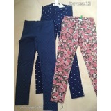 3 db-os leggings szett - 122/128 (H&M, Benetton, Tchibo) << lejárt 252975