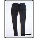 Authentic Denim fekete, farmer leggings (40) << lejárt 360481
