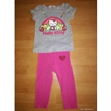 110-116 H&M Hello kitty póló és 110-es H&M leggings << lejárt 406397