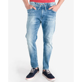 Pepe Jeans Johnson Farmernadrág Kék << lejárt 507965