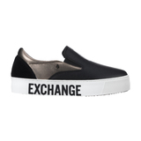 Armani Exchange Slip On Fekete << lejárt 642724