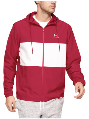 Under Armour Sportstyle Dzseki Piros