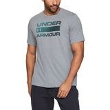 Under Armour Team Issue Wordmark Póló Szürke << lejárt 262840
