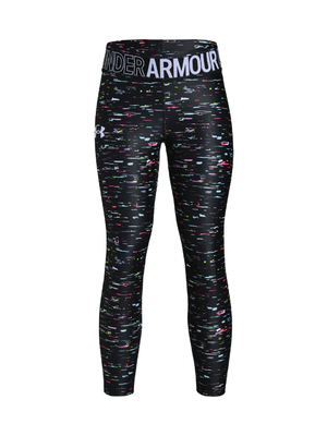 Under Armour HeatGear® Armour Gyerek Leggings Fekete