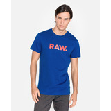 G-Star RAW Graphic 78 Póló Kék << lejárt 890035