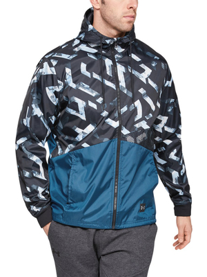 Under Armour Unstoppable Windbreaker Dzseki Fekete Kék << lejárt 880840