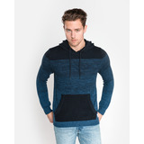 Jack & Jones Dakota Pulóver Kék << lejárt 856258
