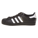 adidas Originals Superstar Foundation Sportcipő Fekete << lejárt 215844