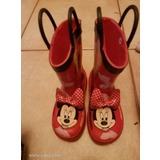 24-es minnie mouse gumicsizma