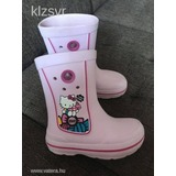 Crocs j1-es Hello Kitty gumicsizma