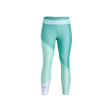 Under Armour HeatGear® Gyerek Leggings Kék Zöld
