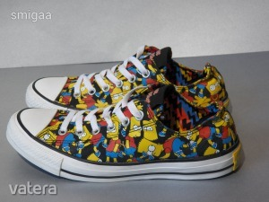 CONVERSE ALL STAR The Simpsons vászon tornacipő 39 -es - HIBÁTLAN << lejárt 8047957 38 fotója