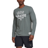 Under Armour Project Rock Iron Paradise Póló Szürke << lejárt 926373