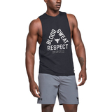 Under Armour Project Rock Blood Sweat Respect Trikó Fekete << lejárt 339178