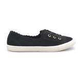 Converse Chuck Taylor All Star Scallop Slip On Fekete