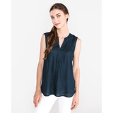 Tom Tailor Denim Top Kék << lejárt 72312