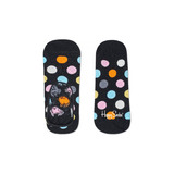 Happy Socks Big Dot Zokni Fekete << lejárt 423188