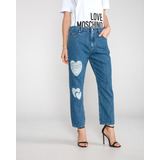 Love Moschino Farmernadrág Kék << lejárt 867845