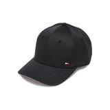 Tommy Hilfiger Elevated Cap Fekete